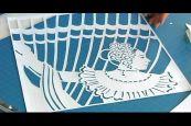 Paper Cutouts-dancer